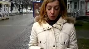 Русская журналистка смогла проголосовать по своему паспорту на выборах в Крыму