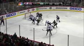 Топ-5 моментов NHL за 24 апреля 2014