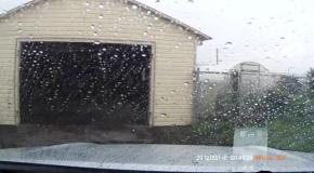 Ураган г.Янаул, Башкирия (29.08.2014)