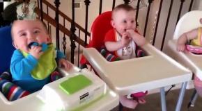 Супер Смешные Дети! Двойняшки и Тройняшки!