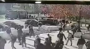 Теракт с грузовиком в Иерусалиме