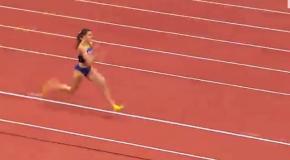 Черговий рекорд Марини Бех