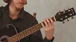 Видео-уроки игры на гитаре 4