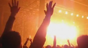 Концерт Rammstein в Києві