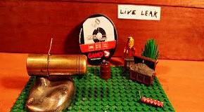 """Мощная пушка от """"Лего"""""""