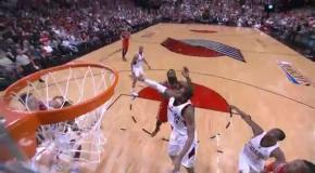 Топ-5 моментов NBA за 25 апреля 2014
