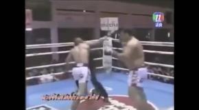 Подборка приколов в боксе