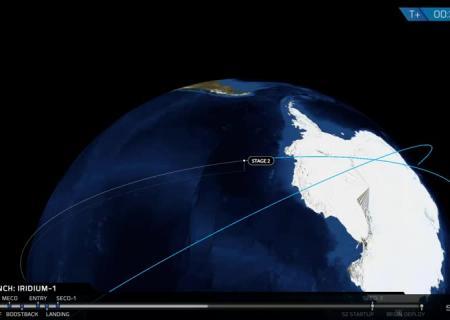 Spacex провела успешный запуск ракеты Falcon 9
