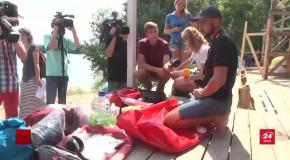 Українець встановить рекорд, щоб зібрати кошти для хворої бабусі