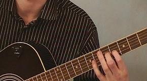 Видео-уроки игры на гитаре 5