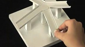 Интересная оптическая иллюзия