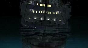 Как на самом деле утонул Титаник?