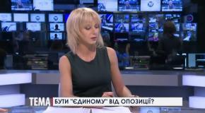 """Ігор Мірошниченко - в етері телеканалу """"112-Україна"""""""