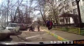 Пьяная семейка в глубинке России