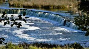 Водопад на Венте  Кулдига