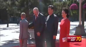 Во время встречи с руководством Китая Лукашенко