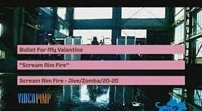 Bullet for my valentine-Scream aim fire