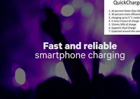 Чип Snapdragon 835 ускорит зарядку устройств в2,5 раза