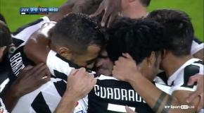 Ювентус - Торино 4:0 Видео голов и обзор матча