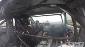 3000-сильный Nissan GT-R устанавил рекорд скорости