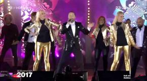 DJ Bobo - There is a Party - Silvester 2016 am Brandenburger Tor (Willkommen 2017)