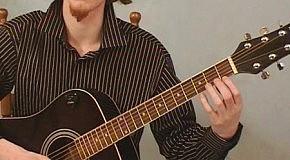 Видео-уроки игры на гитаре 6