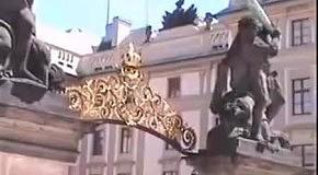 Чехия  Прага  Пражский Град