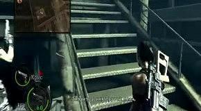 Прохождение Resident Evil 5 Co-op (чать 38)