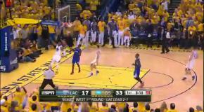 Топ-5 моментов NBA за 27 апреля 2014