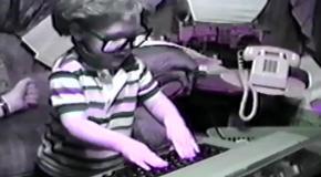 Дети на работе