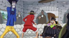 One Piece 828 [двухголосная озвучка Ruslana & GreySun] Ван Пис / Большой Куш [AniPlay.TV]