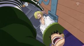 One Piece 829 [двухголосная озвучка Ruslana & GreySun] Ван Пис / Большой Куш [AniPlay.TV]