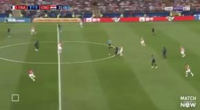 France vs Croatia 4-2 Highlights & Goals 15 07 2018