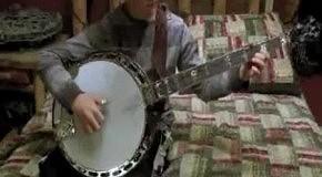Удивительная игра на банджо 8-летнего парня