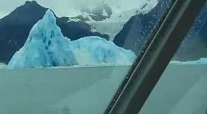 Крушение айсберга