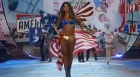 Victoria's Secret Fashion Show 2012: первые кадры шоу