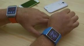 Galaxy Gear vs iPod nano 6G - какие часы лучше?