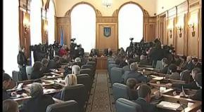 Виступ Олега Тягнибока на Погоджувальній раді