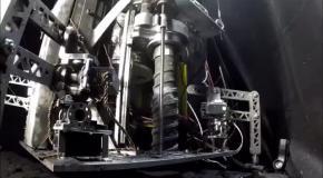Испытана первая ракета на паровом двигателе