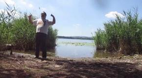 День на озере Нибиру август 2019