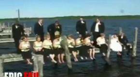 Epic Fail на свадьбе