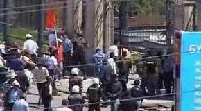 На юге Кыргызстана продолжаются беспорядки