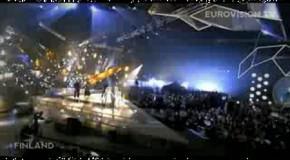 Евровидение 2010: Kuunkuiskaajat - Tyolki ellaa (Финляндия)