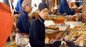 Индонезия, Февраль 2011 (часть 1). Остров Ява, Индонезийская Кухня, Храм Прамбанан, Дворец Султана, Фабрика Батика
