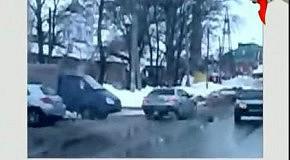 Дорожные войны Новый сезон - выпуск 1.01.2012 (Самое смешное)