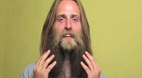 Новые волосы и борода за 40 секунд