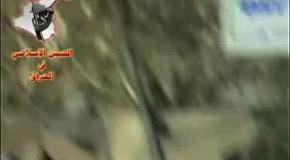 Как снайперы иракских партизан расстреливают американских солдат