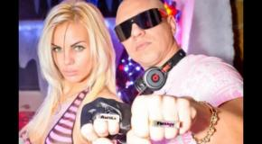 Double Trouble mix-DJ Forsage & Topless DJ Aurika
