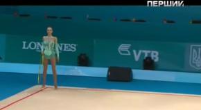 Выступление Ризатдиновой на ЧМ