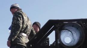 """Как на границе с Россией украинские войска ждут """"гостей"""""""